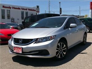 2014 Honda Civic Sedan EX - Roof - Lane watch - Roof