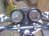 Kawasaki kh250 very low miles very good condition
