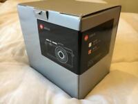Leica X2 - 16MP Digital Camera - Quality German Leica c/w Box & Accessories