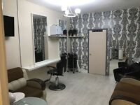 Beauty room and hairdressing space to rent