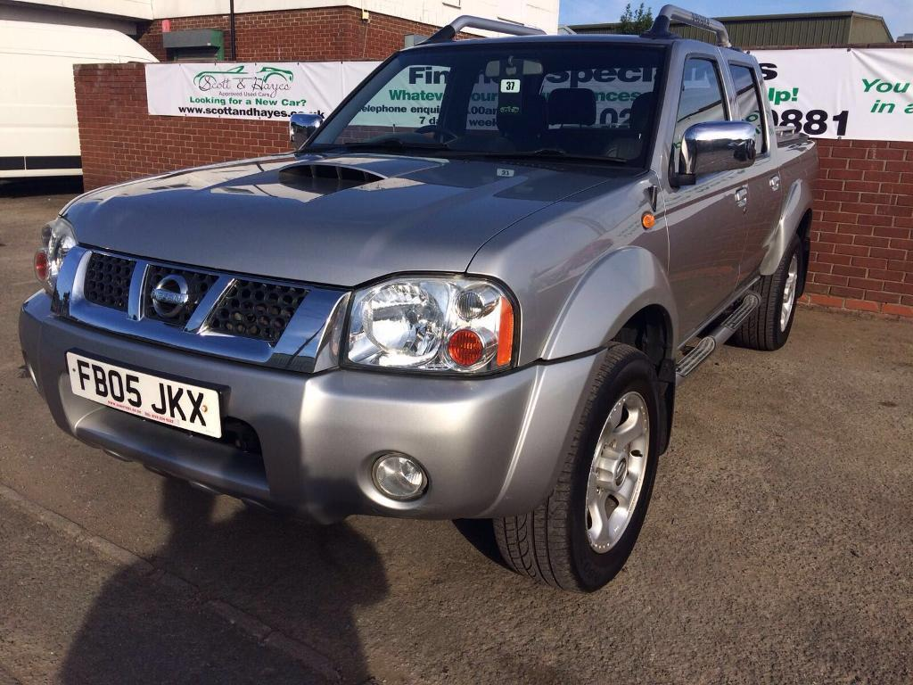 2005 nissan navara d22 outlaw in redditch worcestershire gumtree 2005 nissan navara d22 outlaw vanachro Image collections