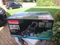 Makita PLM4626 lawn mower, brand new never used, still boxed, unwanted gift