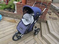 Quinny XL Freestyle Buggy Pushchair Stroller