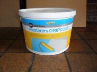 10 ltrs of Plasterers GRIPCOAT + 25 kg Thistle Hardwall