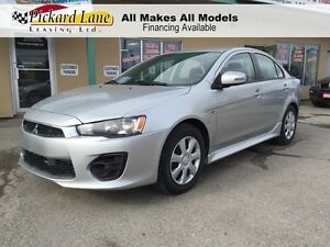 2016 Mitsubishi Lancer ES LIKE NEW! WEEKLY SPECIAL!