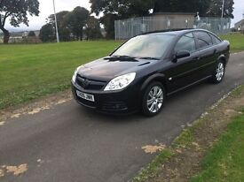 2007 Vauxhall vectra long MOT ,just been serviced and had timing belt changed