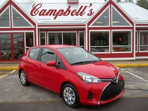 2015 Toyota Yaris LE AUTO!! AIR!! CRUISE!! POWER WINDOWS & LOCKS