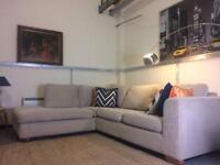 John Lewis Felix Corner sofa RRP £1600