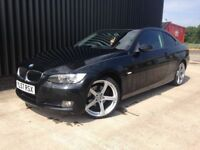 2008 (57) BMW 3 Series 2.0 320d SE 2dr, 2 Keys, Service History, Upgraded Alloys Diesel May PX