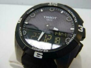 Tissot 1853 Touch Solar Titanium/Sapphire Watch - We Buy and Sell Watches at Cash Pawn! - 117278 - MH38405