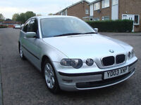 BMW 320 TD SE-Sport Edition Compact,Diesel,M-SPORT BLACK LEATHER SEATS,With Full Service History,