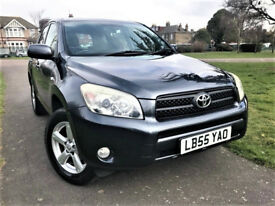 Automatic-- Toyota RAV 4 -- 2.0 XT4 -- Part Exchange Welcome --- Drives Good