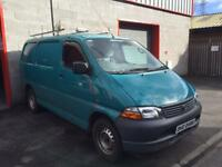 TOYOTA HIACE WANTED ANY CONDITION
