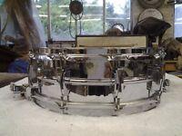 Ludwig Chrome Supraphonic Snare Drum