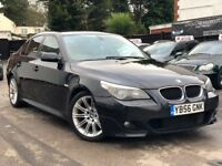BMW 5 Series 2.0 520d M Sport Full Service History 2 Owners 1 Year MOT + 3 Months Warranty