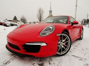 2013 Porsche 911 Carrera S + LOOK INCROYABLE + NAVI + BAS KILO!!