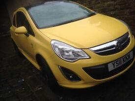 Vauxhall corsa d vxr replica cheap bargain all offers considered full service history