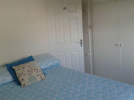 Double room available to let in pleasant house in Alwoodley, North Leeds. £350 pm incl ALL BILLS