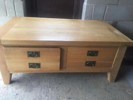 Solid Wood Coffee Table - Reduced as need the space! £40