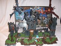Mega Bloks Dragons, Warriors Fortress - Charity Sale