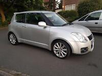 Suzuki Swift Sport 1.6 VVT 2007(57)