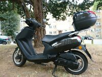 Peugeot Scooter 50cc -Now price droped-Low milege-Just 3 owners -Exelent conditions- economic -