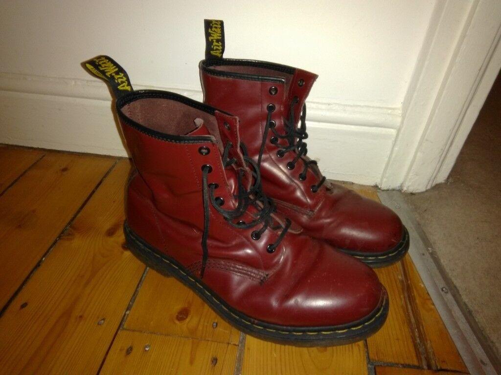 Dr Martens Air Wair boots UK 11  55693ecd270