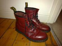 Dr Martens Air Wair boots UK 11