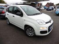 Fiat Panda POP (white) 2015