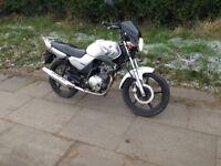 Yamaha ybr 125 fuel injection