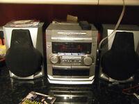 Philips FW C38 Mini Hi-fi System