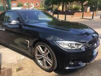 BMW 4 series 2ltr M Sport all the extras 2014