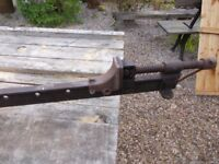 RECORD FIVE FOOT SASH CLAMP. GOOD CONDITION, PICK UP MATLOCK OR NOTTINGHAM