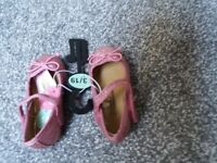 Baby girl party shoes size 3 New