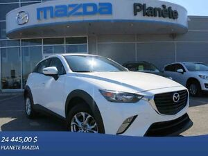 2016 Mazda CX-3 GS CUIR TOIT OUVRANT