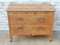 Chest of Drawers on castors (Delivery)