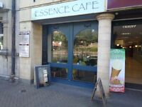 Busy high street Cafe for sale