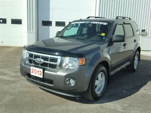 2012 Ford Escape XLT-GOOD AND CERTIFIED