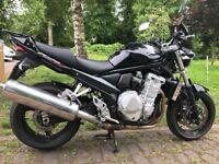SUZUKI BANDIT GSF 1250 K8 -Only 4130 miles - £ 2980