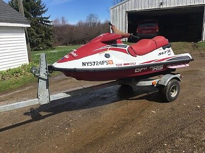jet ski with trailer for sale used for sale in frewsburg new york search. Black Bedroom Furniture Sets. Home Design Ideas