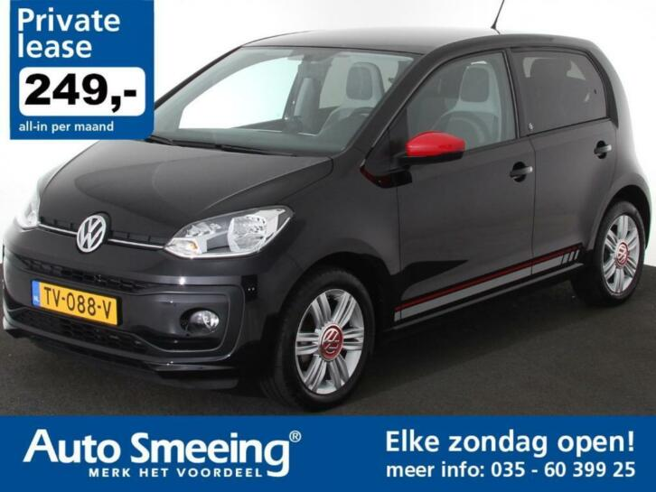 Volkswagen up! 1.0 BMT beats up! Navigatie Maps+More
