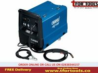 Draper 12019 180 amp MIG Welder Gas/Gasless Four stage power setting