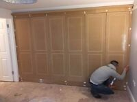 Carpenter/Joyner: laminate/engineered wood floor, fitting doors, Handyman, Fencing, painting, etc.