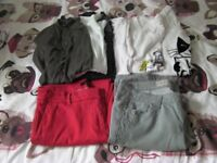 Ladies Clothes Size 12