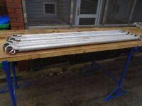 6 1.8m boss scaffold poles