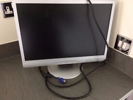 "18"" Flat screen monitor"