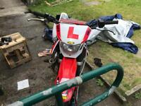 Kurz rt1 125cc / 150cc 125 / 150