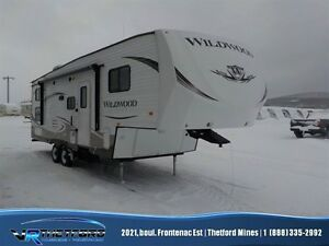 2014 Forest River WILDWOOD 26DDS