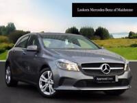 Mercedes-Benz A Class A 180 D SPORT (grey) 2015-10-16