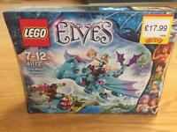 LEGO Elves (7-12) 41172 The Dragon Adventure (Brand New)